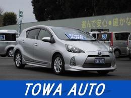 トヨタ アクア 1.5 S LEDヘッドライト シートヒーター 地デジ