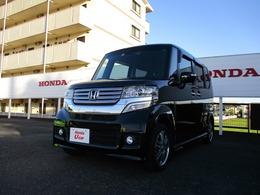 ホンダ N-BOX+ 660 カスタムG 車いす仕様車 ワンオーナー・イクリプス製ナビ・ETC