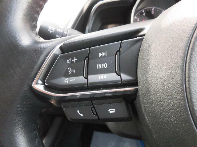 オーディオの操作等はステアリングオーディオコントロールで操作していただくことも可能です♪