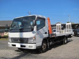 三菱ふそう キャンター 積載車 ターボ150PS 積載2000キロ