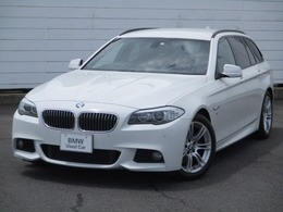 BMW 5シリーズツーリング 523i Mスポーツパッケージ 禁煙車 Bluetoothオーディオ パドルシフト