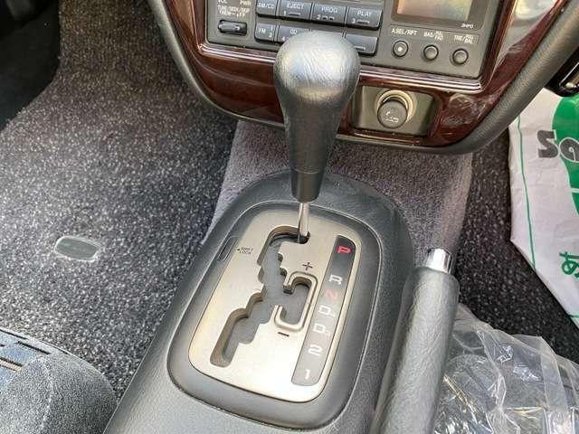 運転楽々オートマチック!