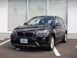 BMW X1 sドライブ 18i 純正HDDナビ Rカメラ&PDC ワンオーナー