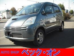 スズキ MRワゴン 660 ターボT 4WD