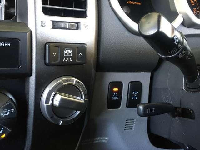 ★2WDと4WDの切り替えが出来るので通常は2WDで走行することで、4WD特有の燃費の低下を避けることが出来るのと操舵性が良いなどのメリットがあります!