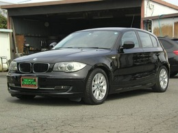 BMW 1シリーズ 116i 社外ナビ ETC 車検整備付き