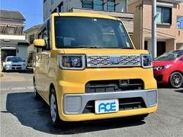 ボディーカラーはフェスタイエロー♪綺麗な黄色で車両とのマッチングの良くスポーティーなボディーカラーです☆