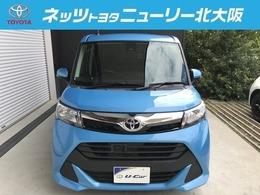 トヨタ タンク 1.0 G S 純正SDナビ バックモニター