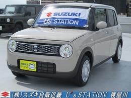 スズキ アルトラパン 660 モード 新車保証継承/全方位カメラ/社用車アップ