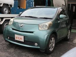 トヨタ iQ 1.0 100G レザーパッケージ 車検R4/11 HDDナビ/ワンセグTV HIDライト