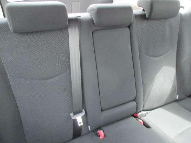 【後部座席】ゆったりしていただける空間となっております!
