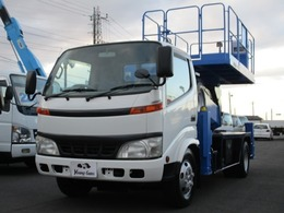日野自動車 デュトロ 4.0D 高所作業車 タダノAT-120SR(12m) 車高322cm 5MT ETC