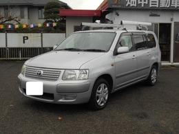 トヨタ サクシード 1.5 TX Gパッケージ ルーフキャリア 地デジナビ フルセグTV