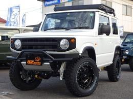 スズキ ジムニー 660 XG 4WD 60mmリフトアップ 自社コンプリート