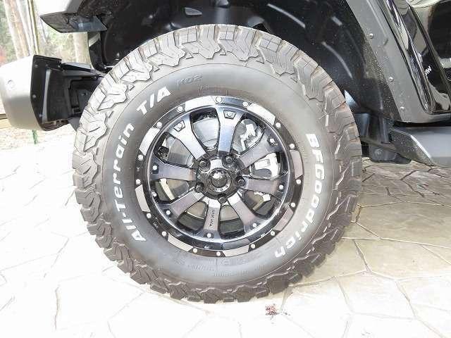 MKW-MK46アルミホイール17インチ