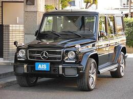 メルセデス・ベンツ Gクラス G550 ロング 4WD AMG G63バージョン ナビTVブラックレザー