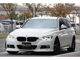 BMW 3シリーズツーリング 320d Mスポーツ KW車高調 ACシュニッツァーエアロ