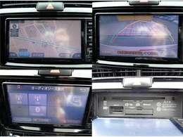 ナビ付(地デジ:ワンセグ対応)Bluetooth装備☆知らない道でも安心ドライブ!!バックモニターつきなので車庫入れ苦手な方は便利ですね♪