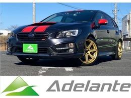 スバル レヴォーグ 1.6 STI スポーツ アイサイト 4WD アドバンスドセイフティ・ENKEI19インチ・