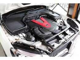 V型6気筒3.0Lツインターボエンジン、AMG 4MATICなど、高い快適性、安定性とともに愉しめる高性能をまとうMercedes-AMG『GLC43 4MATIC』