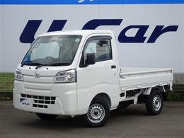 ダイハツ ハイゼットトラック 660 スタンダード SAIIIt 3方開 4WD LEDライト AM FMラジオ