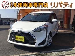 トヨタ シエンタ 1.5 X スマートキー セーフティセンス 禁煙車
