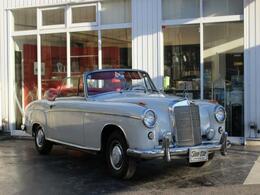 メルセデス・ベンツ Sクラスカブリオレ W180 220S 1959年式 車検令和2年10月