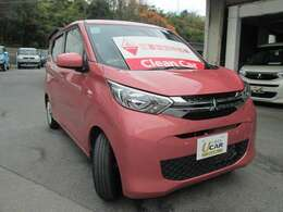 走行0.5万キロの三菱認定中古車保証付