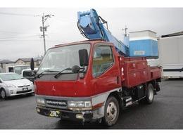 三菱ふそう キャンター 高所作業車 5.2ディーゼル