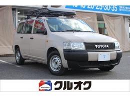 トヨタ プロボックスバン 1.3 DX ルーフキャリアー TOYOTAグリル