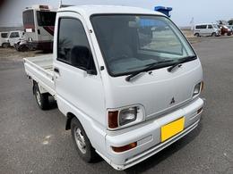三菱 ミニキャブトラック 660 Vタイプ 三方開 4WD エアコン