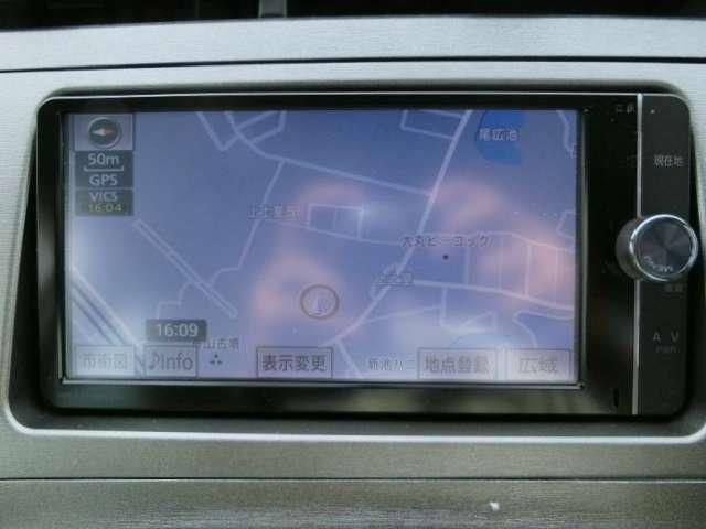 純正SDナビ【NSZT-W62G】Bluetooth・フルセグTV・CD・DVD・SD