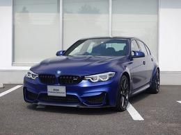 BMW M3セダン CS M DCT ドライブロジック 日本限定30台
