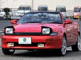 トヨタ セリカコンバーチブル 2.0 タイプG 4WS装着車 /ENKEIアルミ/タイベル交換済/車検受渡