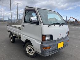 三菱 ミニキャブトラック 660 VX スペシャルエディション 三方開 4WD エアコン
