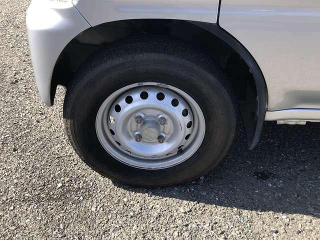 タイヤの状態はこのようになります!!