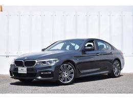 BMW 5シリーズ 523i Mスポーツ 正規認定中古車 サンルーフ Dアシ ACC HUD