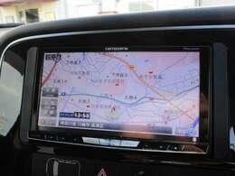 パイオニア製HDDナビゲーション【AVIC-ZH0009】です。フルセグTV、DVD再生機能、Bluetooth接続できます。