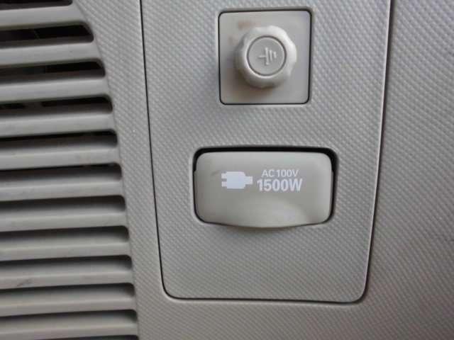 1500W・ACコンセント災害時非常用電源