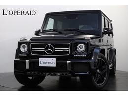 メルセデスAMG Gクラス G63 ロング 4WD 黒革 designoエクスクルーシブPKG ローサス