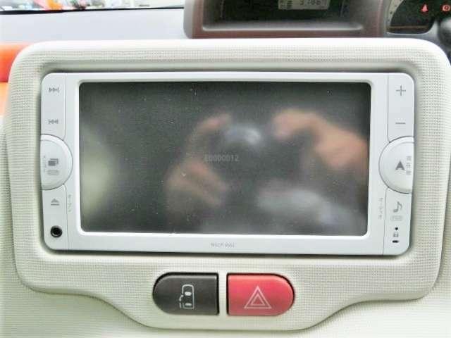純正SDナビ【NSCPーW62】Bluetooth・ワンセグTV・CD・SD