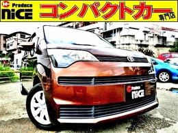 トヨタ スペイド 1.3 X Bカメラ・純正SDナビ・Bluetooth・片側電動