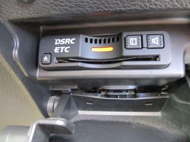 ETC2.0装備です。