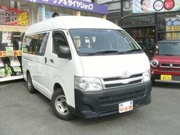 トヨタ ハイエースバン 2.0 DX ロング ハイルーフ 電動油圧リフト
