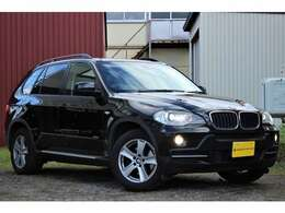 BMW X5 3.0Si 4WD☆車検整備付き☆キセノンライト☆レザーシート☆サンルーフ☆クルーズコントロール☆ETC☆シートヒーター☆