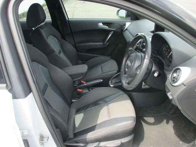 見やすい視界と運転しやすい仕様になっておりますので運転が苦手な方でも運転しやすく、運転好きな方にはもってこいな仕様です!