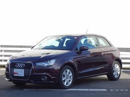 アウディ A1 1.4 TFSI 認定中古車 ワンオーナー 純正MMIナビ