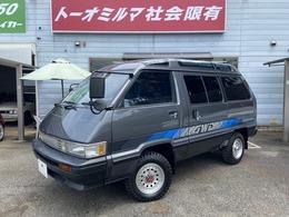 トヨタ タウンエース 2.0スーパーエクストラ 4WD スカイライトルーフ 社外14AW ガソリン車