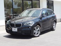 BMW X1 xドライブ 18d Mスポーツ 4WD コンフォートP BMW正規認定中古車