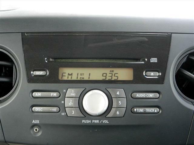 CDプレイヤー装備していますがローディング機構に問題が有る為動作不可となりますのでご注意下さい!!